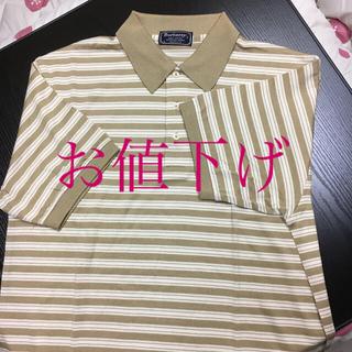 バーバリー(BURBERRY)のBurberry メンズポロシャツ 大きいサイズ(ポロシャツ)