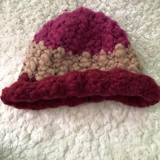 トゥモローランド(TOMORROWLAND)のインポートニット帽  (ニット帽/ビーニー)
