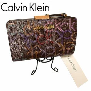 Calvin Klein - カルバンクライン 二つ折り財布 Calvin Klein レディース財布