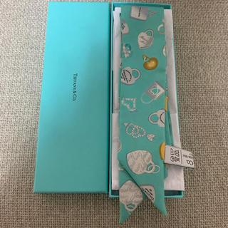 Tiffany & Co. - TIFFANY&CO スカーフ