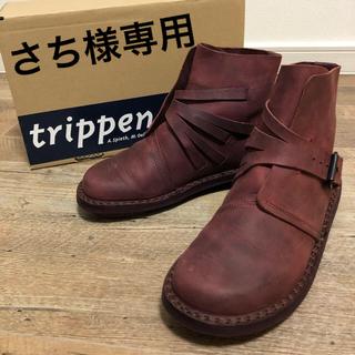 trippen - trippen トリッペン ショートブーツ