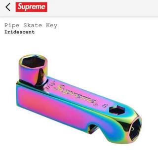 シュプリーム(Supreme)のSupreme Pipe Skate Key Iridescent(スケートボード)