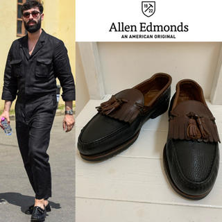 アレンエドモンズ(Allen Edmonds)のAllen Edmonds アレンエドモンズ USA製 Nashua ローファー(ドレス/ビジネス)