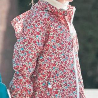 ベルメゾン(ベルメゾン)の裏地綿100%ウインドブレイカー 女児 110(ジャケット/上着)