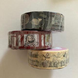 アフタヌーンティー(AfternoonTea)のPEANUTS×Afternoon Tea/マスキングテープ スヌーピー 3点(テープ/マスキングテープ)