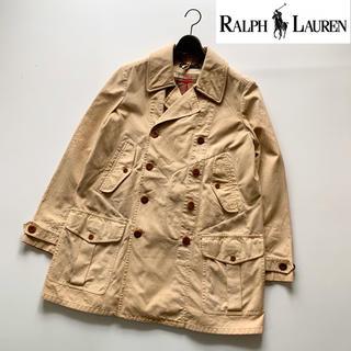 ラルフローレン(Ralph Lauren)のRalph Lauren ヴィンテージ加工 ハンティングトレンチコート 11(トレンチコート)