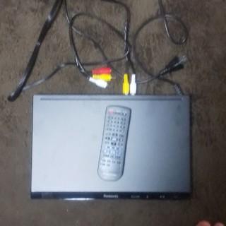 Panasonic  DVD、CDプレーヤー(DVDプレーヤー)