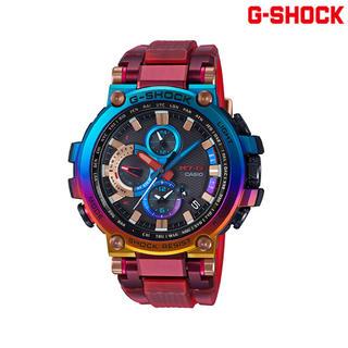 ジーショック(G-SHOCK)のG-SHOCK ジーショック MTG-B1000VL-4AJR MT-G 火山雷(腕時計(アナログ))