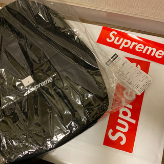 シュプリーム(Supreme)のSupreme Canvas backpack Black バックパック バッグ(バッグパック/リュック)