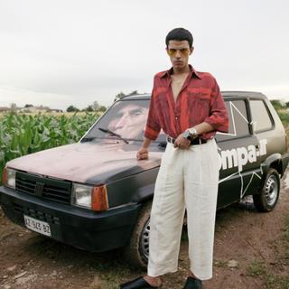 ジョンローレンスサリバン(JOHN LAWRENCE SULLIVAN)のMAGLIANO 19ss rayon shirts(シャツ)