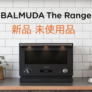 BALMUDA - BALMUDA The Range バルミューダ ザ・レンジ ブラック