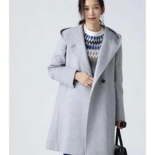 ニジュウサンク(23区)の⭐️定番人気商品⭐️23区 フード コート(ロングコート)