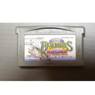 ゲームボーイアドバンス(ゲームボーイアドバンス)のスーパーブラックバスアドバンス GBA ゲームボーイアドバンス(携帯用ゲームソフト)