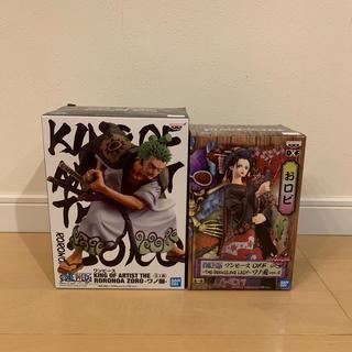 ワンピース ゾロ おロビ フィギュア(アニメ/ゲーム)