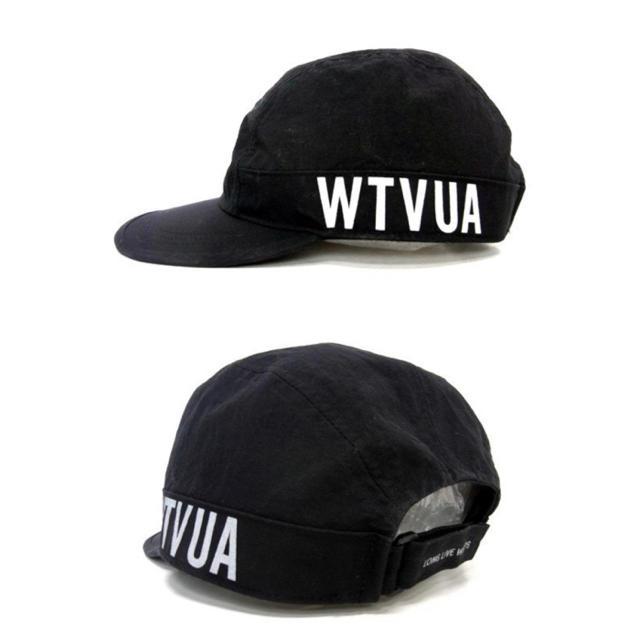 W)taps(ダブルタップス)のwtaps 19ss T-7 nylon cap 黒 supreme vans メンズの帽子(キャップ)の商品写真