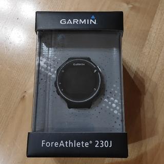 ガーミン(GARMIN)のForeAthlete 230J(ランニング/ジョギング)