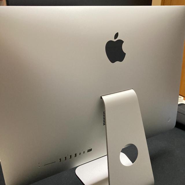 Mac (Apple)(マック)のiMac(2017年モデル・21.5インチ・メモリ16GB、SSD256GB) スマホ/家電/カメラのPC/タブレット(デスクトップ型PC)の商品写真