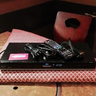 Panasonic - パナDMR-BWT510 2番組W録 15倍録 外付けHDD リモ等付フル装備!
