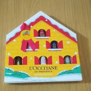 L'OCCITANE - ロクシタンハンドクリーム+シャンプーのサンプル