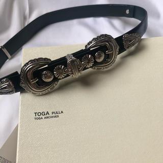 トーガ(TOGA)のTOGA PULLA   トーガプルラ メタルバングルベルト(ベルト)