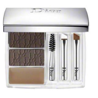 ディオール(Dior)のDior ディオール オール イン ブロウ 3D 002 Blond(パウダーアイブロウ)