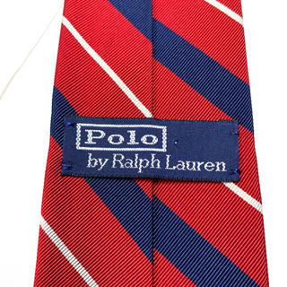 ポロラルフローレン(POLO RALPH LAUREN)のPOLO RALPH LAUREN ポロ ラルフローレン 人気ストライプ柄(ネクタイ)