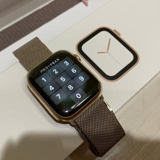 アップルウォッチ(Apple Watch)のApple Watch 4        44㎜  GPSモデル(腕時計)