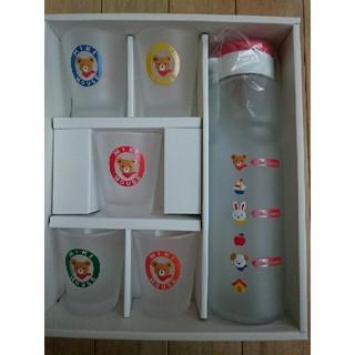 ミキハウス(mikihouse)のミキハウス コップセット(グラス/カップ)