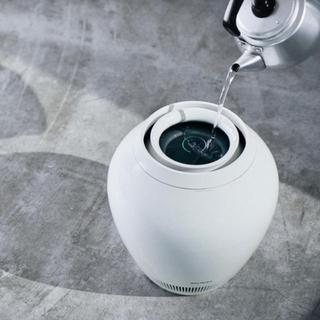 BALMUDA - BALMUDA 加湿器 RainWi-Fi対応モデル ERN-1100UA-WK