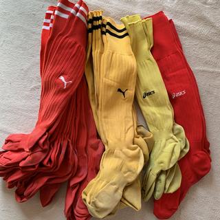 PUMA - サッカーソックス 20足値下