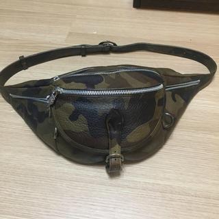 Chrome Hearts - クロムハーツ SNAT PACK Tank Camo 迷彩 ホノルル店購入