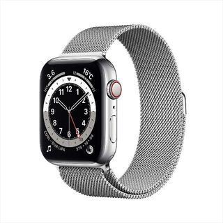 アップルウォッチ(Apple Watch)の【40mm / GPS + Cellularモデル】Apple Watch 6(腕時計)