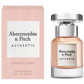 アバクロンビーアンドフィッチ(Abercrombie&Fitch)のアバクロンビー&フィッチ オーセンティック フォーハー オードパルファム(香水(女性用))