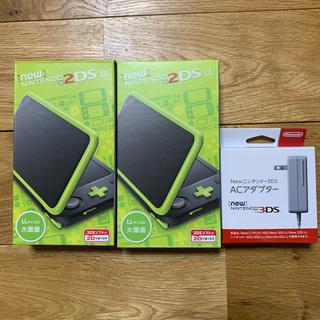 ニンテンドー2DS(ニンテンドー2DS)のNewニンテンドー2DS LL(携帯用ゲーム機本体)