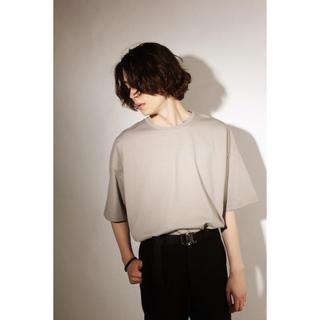 ハレ(HARE)のHARE ADDICOTTO使用 BIGカットソー Tシャツ(Tシャツ/カットソー(半袖/袖なし))