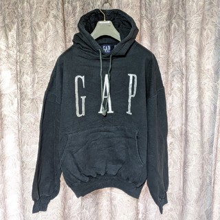 ギャップ(GAP)の90's初期タグGAP刺繍ロゴパーカー(パーカー)