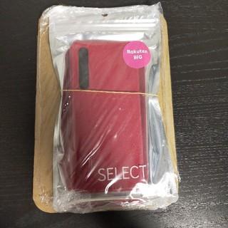 Rakuten - 楽天BIG 携帯カバー 未開封 赤
