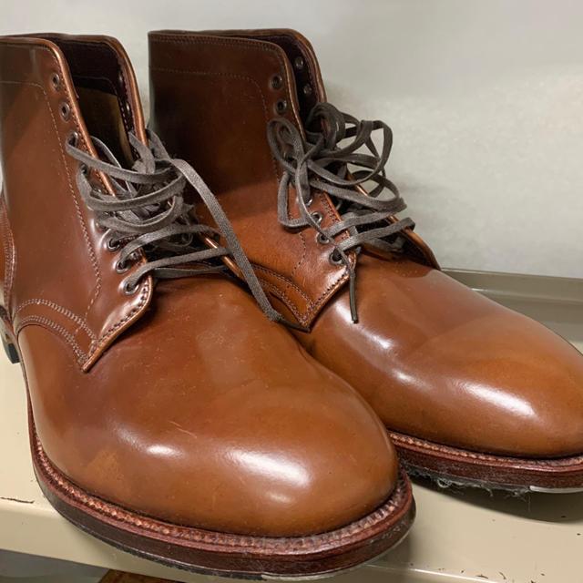 Alden(オールデン)のanatomica alden ravello アナトミカ オールデン ラベロ メンズの靴/シューズ(ブーツ)の商品写真