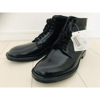 Alden - ALDEN × BEAMS Munson boots 新品箱無 ミリタリーラスト
