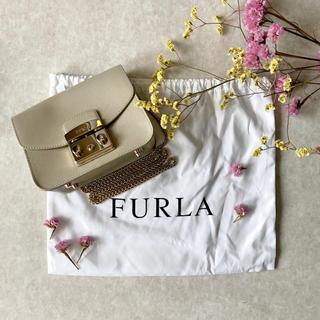 フルラ(Furla)の【1度のみ使用】FURLA フルラ メトロポリス(ショルダーバッグ)