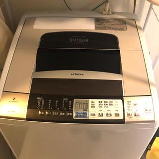 日立 - 日立ビートウォッシュ洗濯機 BW-D6MV