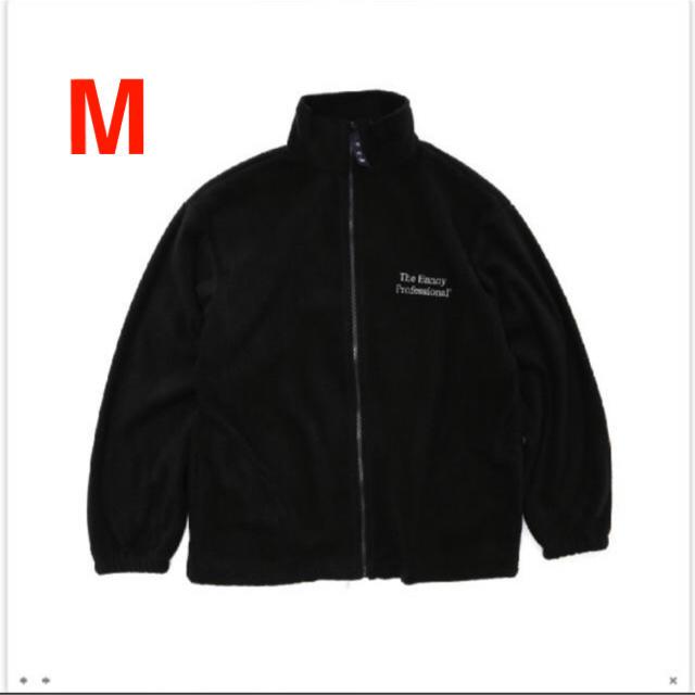 1LDK SELECT(ワンエルディーケーセレクト)のENNOY フリース Mサイズ ブラック メンズのトップス(スウェット)の商品写真