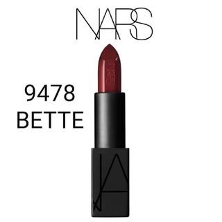 NARS - NARS ナーズ オーデイシャスリップスティック 9478 BETTE ベット
