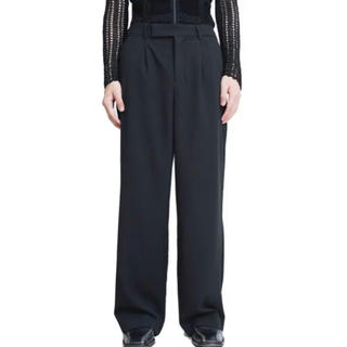 JOHN LAWRENCE SULLIVAN - Sullen Dead Stock wide trousers ワイドパンツ
