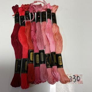 オリンパス(OLYMPUS)のオリムパス刺繍糸330(生地/糸)