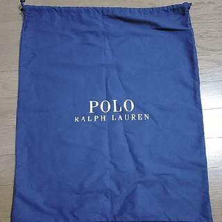 ポロラルフローレン(POLO RALPH LAUREN)のPOLO ラルフローレン 巾着 特大サイズ(その他)