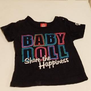 ベビードール(BABYDOLL)のベビードール Tシャツ 90㎝(Tシャツ/カットソー)