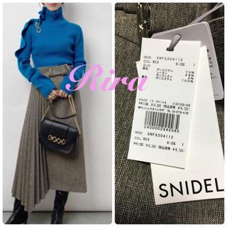 snidel - 完売色🌷新作新品🍀スナイデル デザインタイトスカート