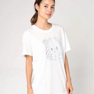 ネネット(Ne-net)のにゃー S (L)らふおともだち Tシャツ(Tシャツ(半袖/袖なし))