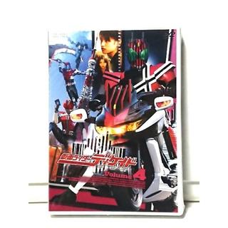 仮面ライダーディケイド Vol.4 通常版 未開封DVD(特撮)